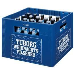 [LOKAL] Tuborg Weihnachtsbier 20 x 0,5l Kasten bei KRÜMET