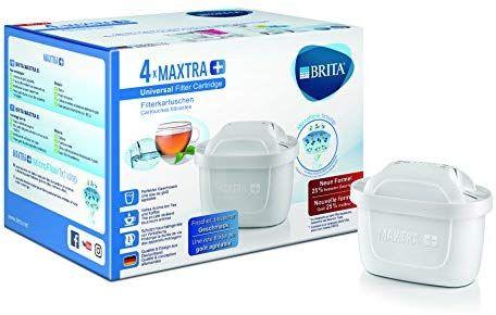 Prime- BRITA Filterkartuschen MAXTRA+ im 4er Pack