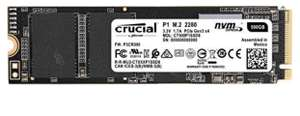 Crucial P1 CT500P1SSD8 500GB Internes SSD (3D NAND, NVMe, PCIe, M.2)[AMAZON]
