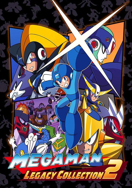 Mega Man Legacy Collection 2 (Steam) für 5,33€ (Gamesplanet)