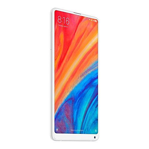 Xiaomi Mi Mix 2S 64GB Handy, weiß italienischer Händler Versand durch Amazon