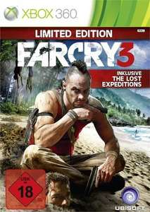 [LOKAL]Far Cry 3 (Limited Edition) für X-Box 360 bei Saturn Kiel