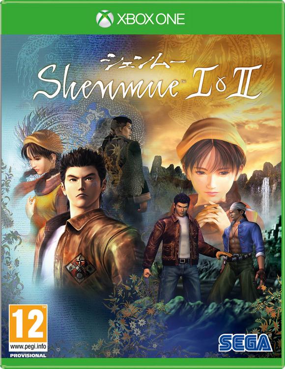 Shenmue I & II  (Xbox One) für 16,50€ (Coolshop)