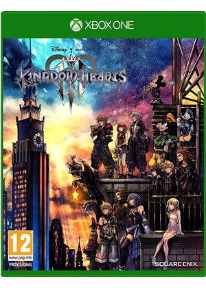 Kingdom Hearts III (Xbox One) für 21,62€ (Base.com)