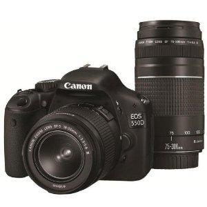 [Lokal / Kiel] Canon EOS 550D KIT+TELE Objektiv bei Saturn