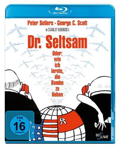 Dr. Seltsam - oder: wie ich lernte, die Bombe zu lieben (Blu-ray) für 5,97€ (Amazon Prime)
