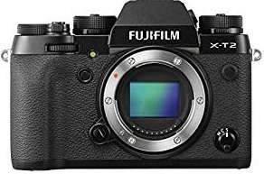 Fujifilm X-T2 Schwarz