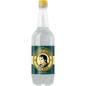 Thomas Henry ¦ 0,75l Flaschen - z.B. Tonic Water / Bitter Lemon / Spicy Ginger bei [Real] ab 12.08.