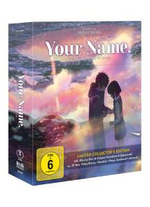 "Anime-Film ""Your Name"" - Limited Collector's Edition [Blu-ray] - deutsche Version"