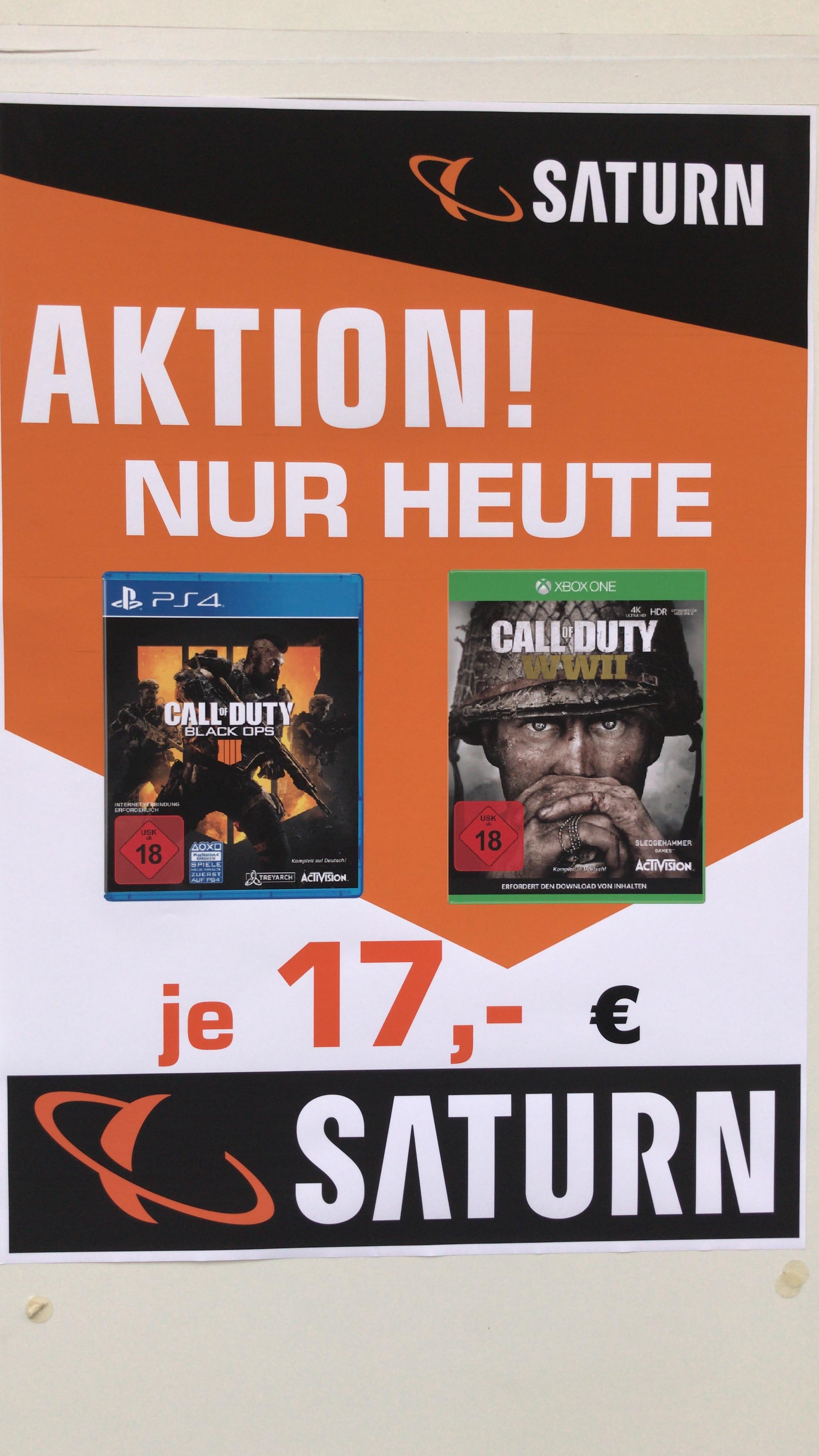 [Lokal Dortmund] Call of Duty: Black OPs 4 @ Saturn