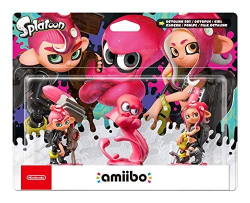 Nintendo amiibo (Splatoon Collection) Oktoling 3 in 1 Set für 25€ (Amazon Prime & Saturn)