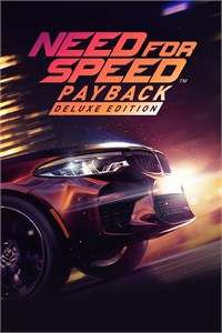 Need for Speed Payback - Deluxe Edition (Xbox ONE Digital)