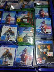 [Saturn Hannover] Forza Horizon 4 (Xbox), Anthem, FIFA19, BATTLEFIELD V, Call of Duty Black Ops (PS4) je 20 Euro