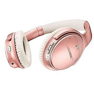 Bose QuietComfort 35 II Wireless - Limited Edition Rose Gold für 209€ inkl. Versand nach Deutschland (Saturn.at)
