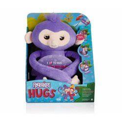Smyth Toys Lokal WoWee Fingerlings Hugs interaktives Äffchen auch Online zzgl Versand