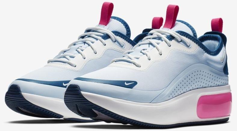 [Breuninger.com] Nike (Damen) Air Max Dia in Hellblau von 36.5 bis 41