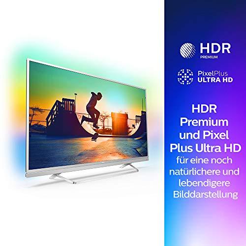 """Jetzt bei Amazon noch günstiger - Philips 49PUS6482 49"""" 4K  Ambilight Android-TV"""