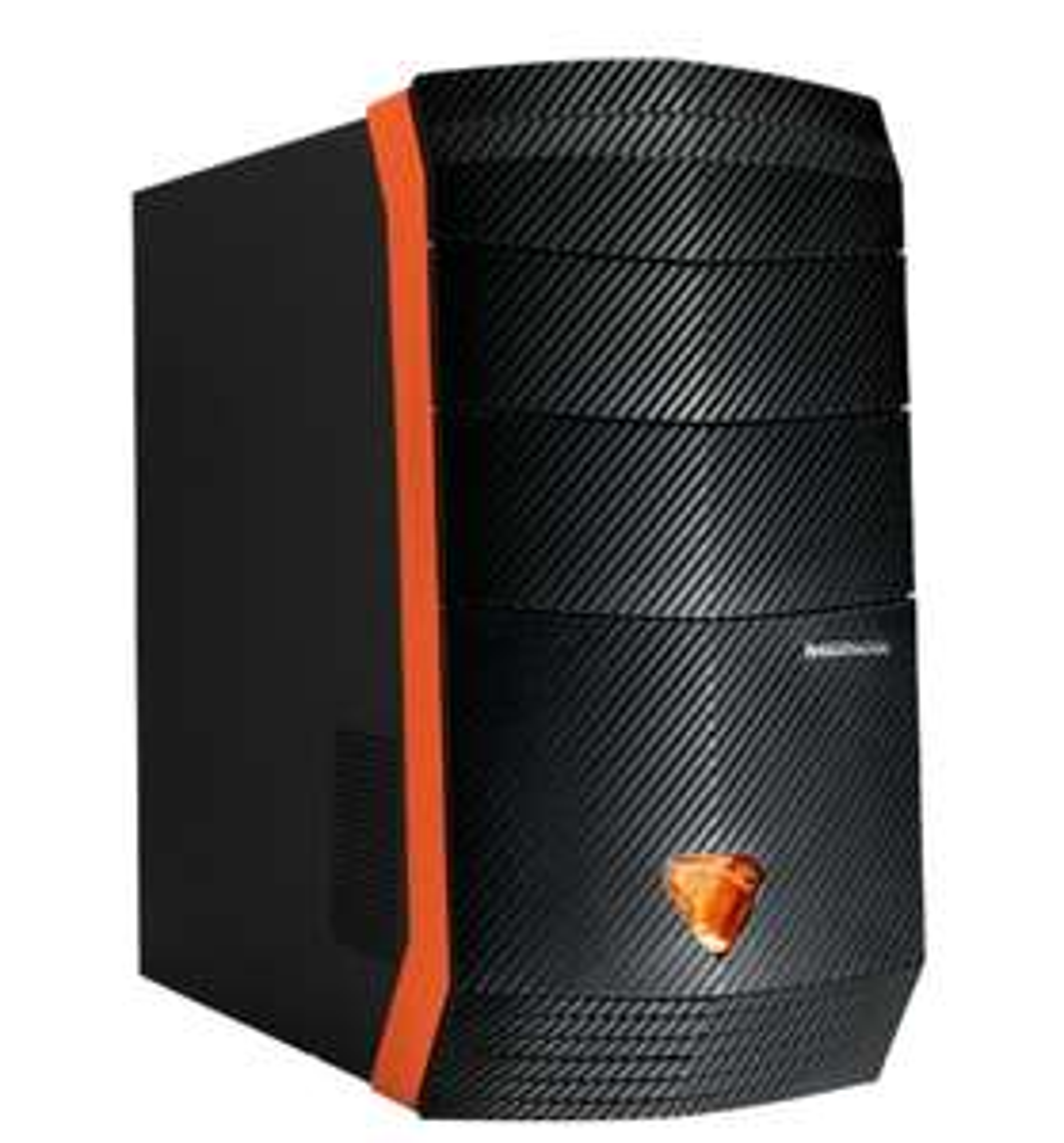 (Mediamarkt) Gaming Desktop PC mit Core i5 Prozessor, 8 GB RAM, 256 GB SSD, 1 TB HDD, GeForce® GTX 1060, 3 GB . MEDION ERAZER P66045