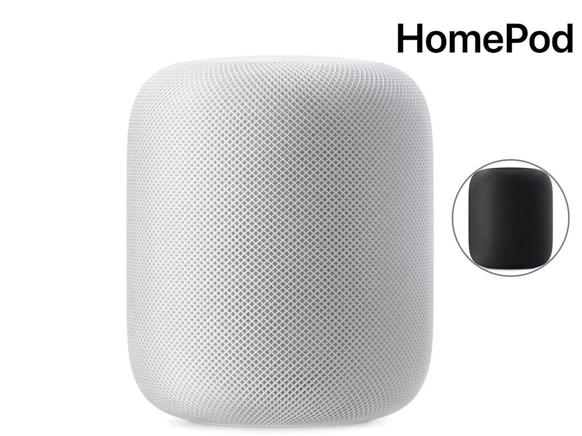IBOOD Apple HomePod refurbished beide Farben