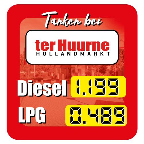[Grenzgänger NL, Terhuurne] LPG Autogas
