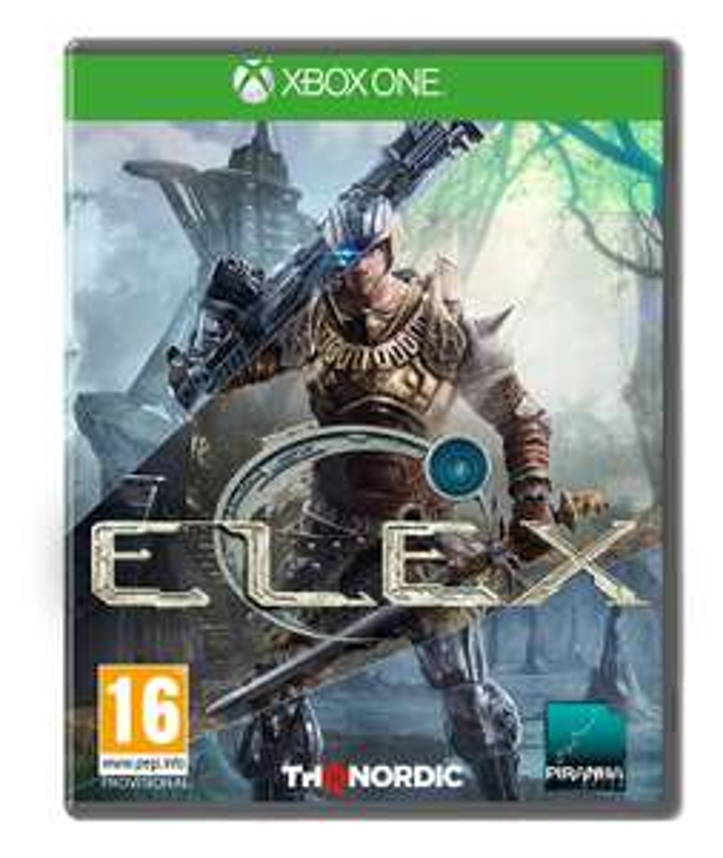 Elex (Xbox One) für 12,65€ (Base.com)