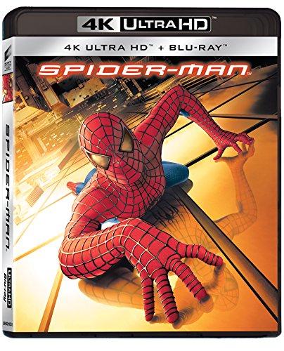 Spider-Man 4K (4K UHD + Blu-ray) für 8,07€ (Amazon ES)