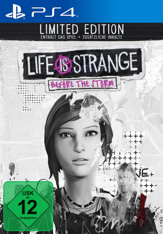 Life is Strange: Before the Storm Limited Edition (PS4) für 15,77€ versandkostenfrei (Real)