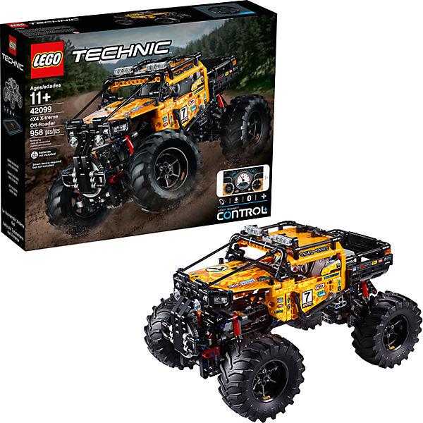 LEGO 42099 Technic: Allrad Xtreme-Geländewagen & einige andere Sets Bestpreis