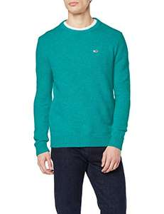 Tommy Jeans Herren Pullover Sweater ab 25,10€[Amazon Prime]