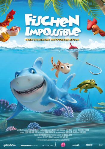 Fischen Impossible - Heute für 24h in der O2 Onlinevideothek für O2 Vertragskunden