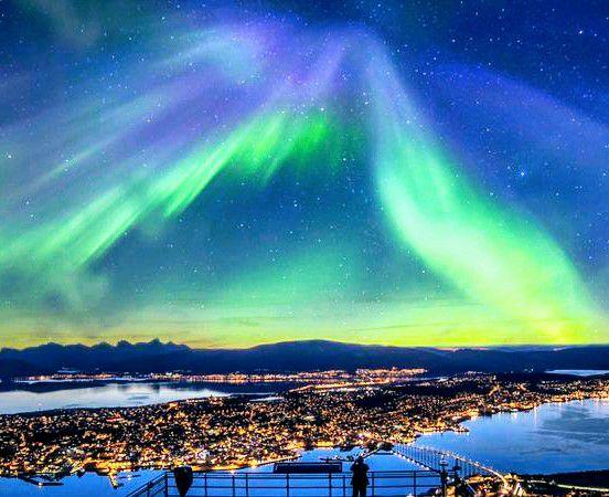 Flüge: Norwegen ( November ) Nonstop Hin- und Rückflug mit Lufthansa von Frankfurt nach Tromsø ab 177€