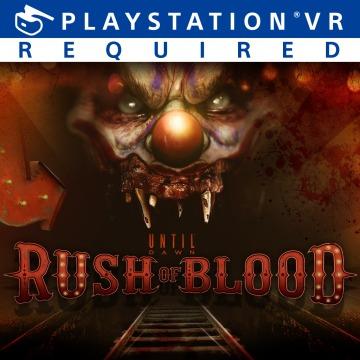 Until Dawn: Rush of Blood und Robinson: The Journey [PS4-VR] für je 6,99€ @ PSN