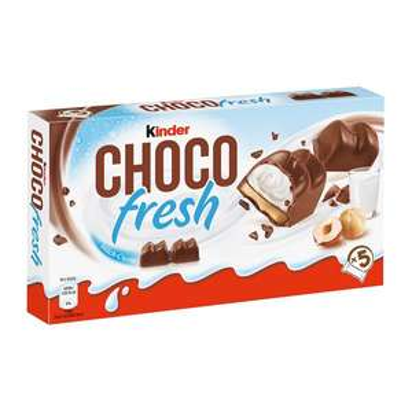 [Kaufland] Kinder Ferrero Choco fresh 5er für nur 95 Cent