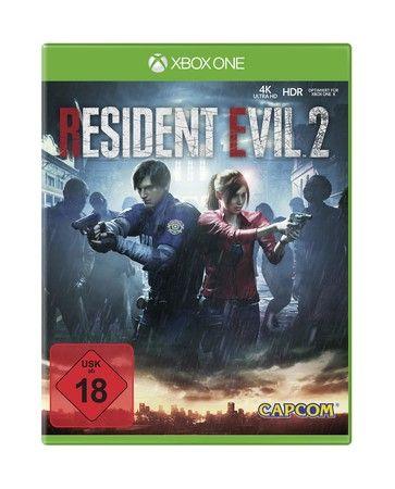 [Lokal Wittlich] Resident Evil 2 (Remake) für 29€ & One Piece: World Seeker(Xbox One) für 24,97€