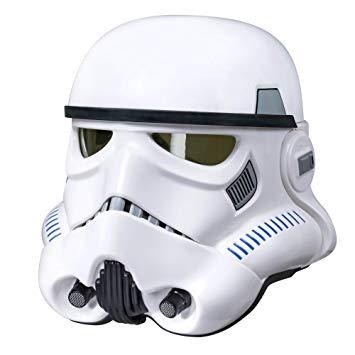 Star Wars The Black Series Imperial Stormtrooper Helm (Amazon FR)