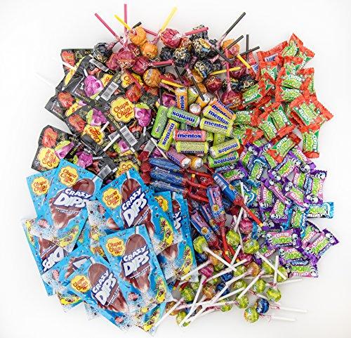 Chupa Chups Süßigkeiten Party-Mix, 200 Stück 1870 g, (Amazon Prime)