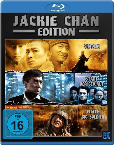 Jackie Chan Edition 3-Film-Set (Blu-ray) für 6€ (Amazon Prime)