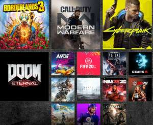 9.99er Gamestop Aktion: Borderlands 3 / CoD: Modern Warfare / Cyberpunk 2077 / Doom Eternal / FIFA20 / The Outer Worlds / NFS Heat / u.a.