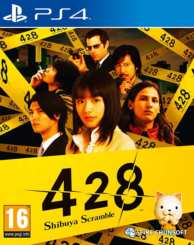 428 Shibuya Scramble (PS4) für 11,85€ (Amazon IT)