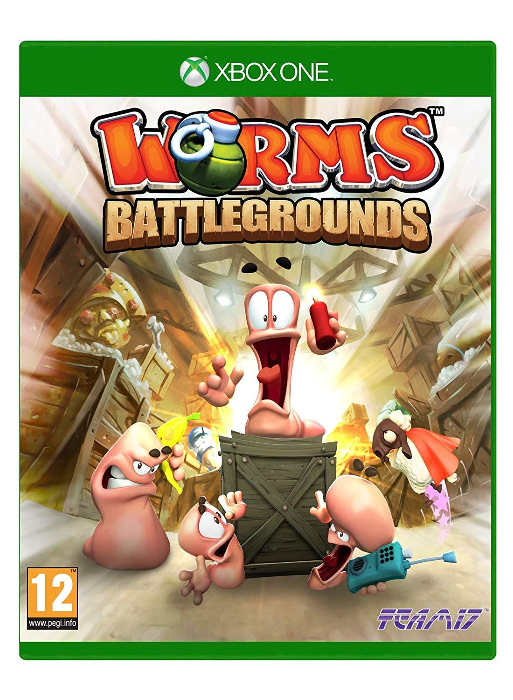 Worms: Battlegrounds (Xbox One) für 11,83€ (Amazon IT)