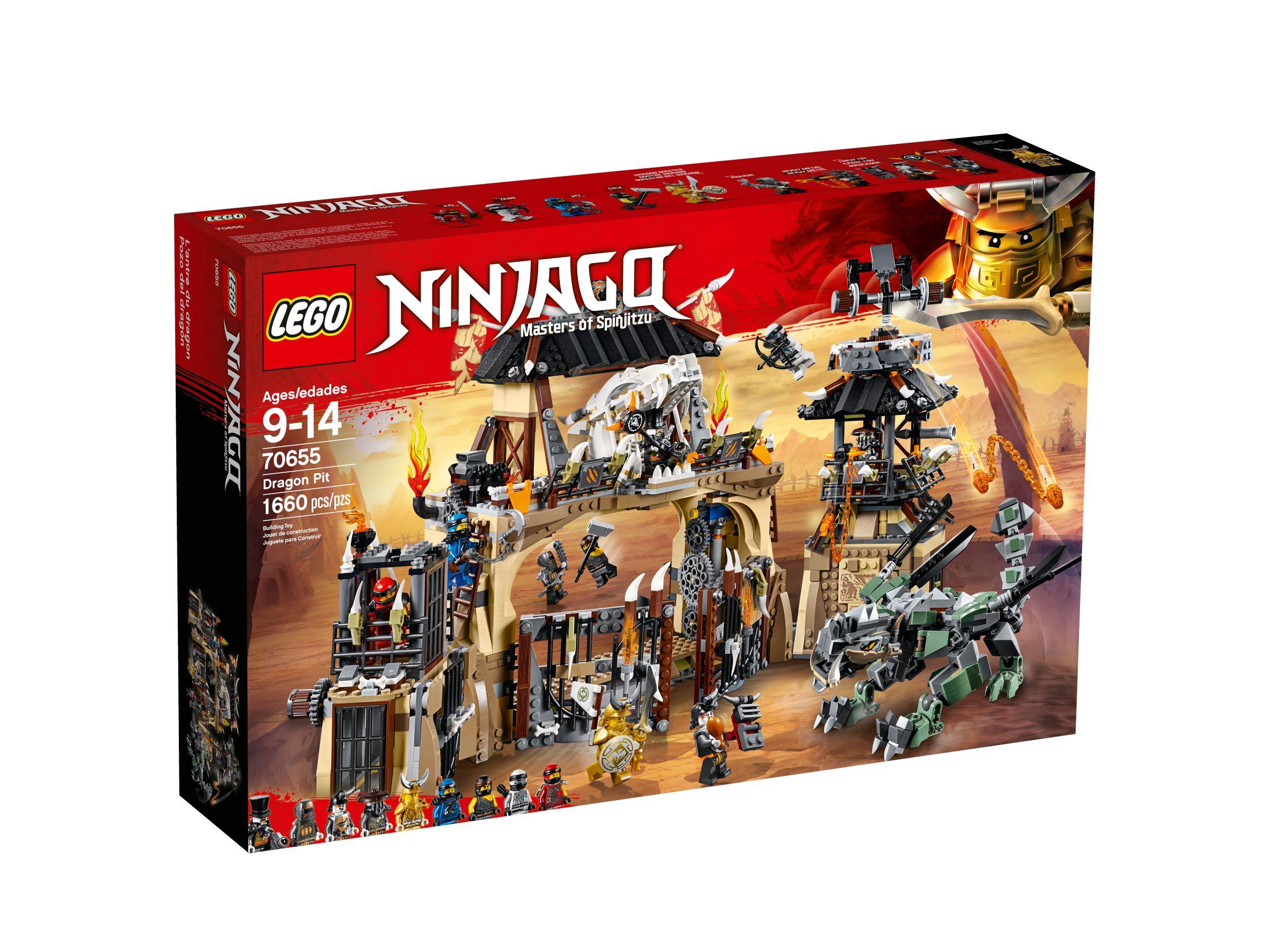 LEGO Ninjago 70655 Drachengrube (interspar.at)