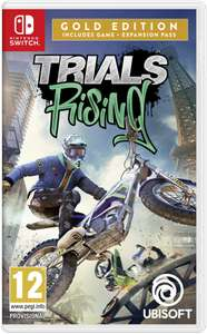 Trials: Rising Gold Edition (Switch Xbox One & PS4) für je 18,95€ (Coolshop)