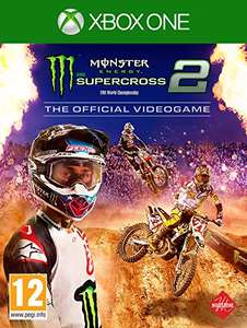Monster Energy Supercross: The Official Videogame 2 (Xbox One) für 20,39€ (Amazon IT)