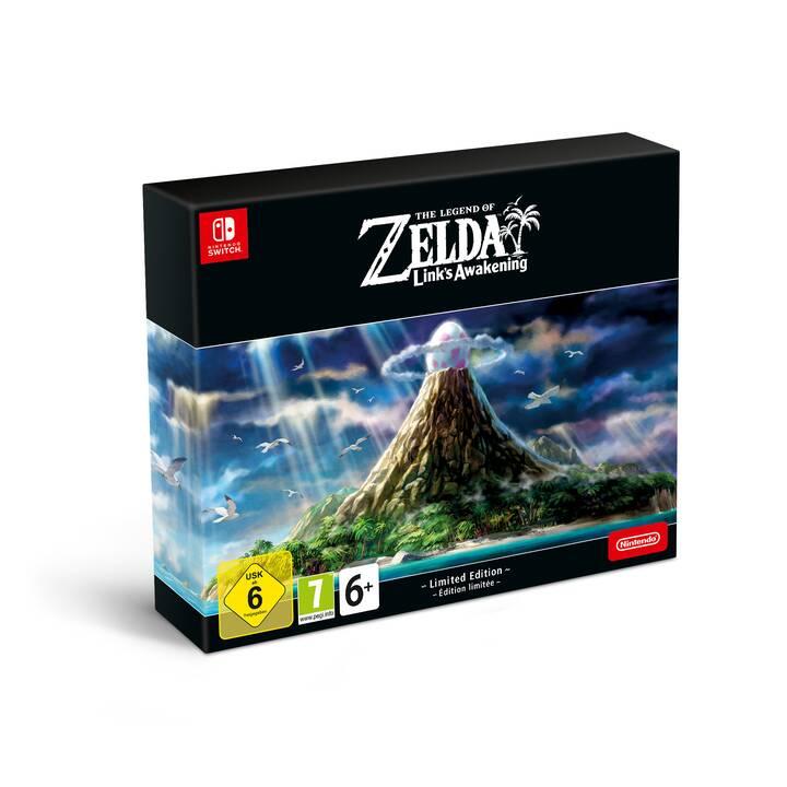 The Legend of Zelda: Link's Awakening Limited Edition (Lokal CH)