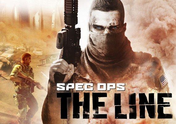 Spec Ops: The Line für 1 Cent (Steam-Key, multilingual)