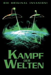 4K iTunes only: War of the Worlds (1953)