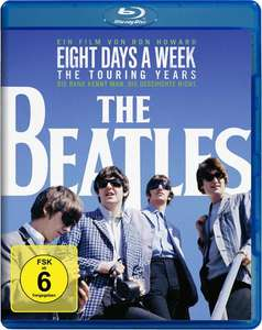 The Beatles: Eight Days a Week - The Touring Years (Blu-ray) für 5,87€ (Amazon Prime)