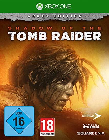 Shadow of the Tomb Raider Croft Edition (Xbox One) für 28,18€ (Amazon IT)