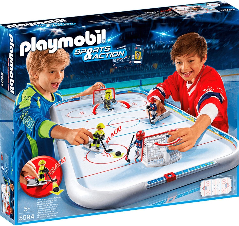 [lokal] Globus Plattling - Playmobil Eishockey Arena 5594 für 10 €