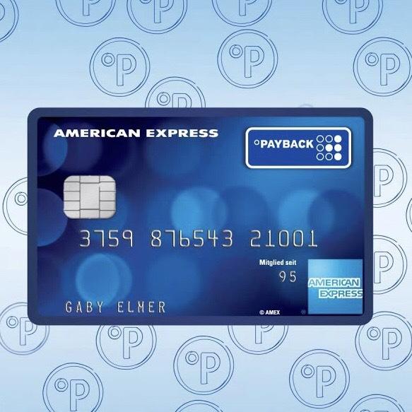(Neukunden) Payback American Express 4.000 Payback Punkte + 1000 Punkte bei Zahlung mit AE (auch Bestandskunden)
